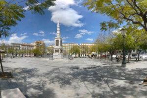 La Plaza de la Merced