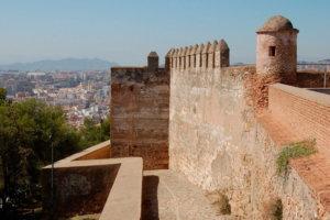 El Castillo de Gibralfaro