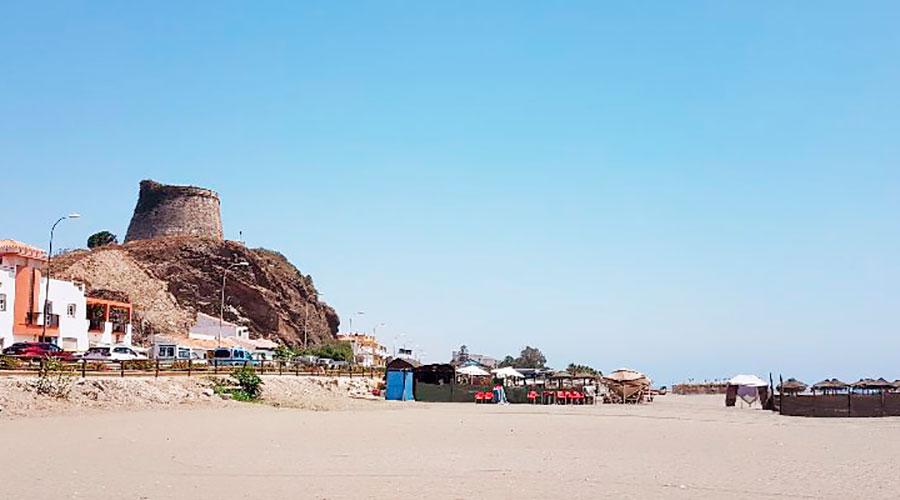 benajarafe playa