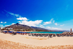 Playa Puerto Banús