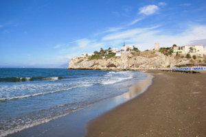 Playa Rincón de la Victoria