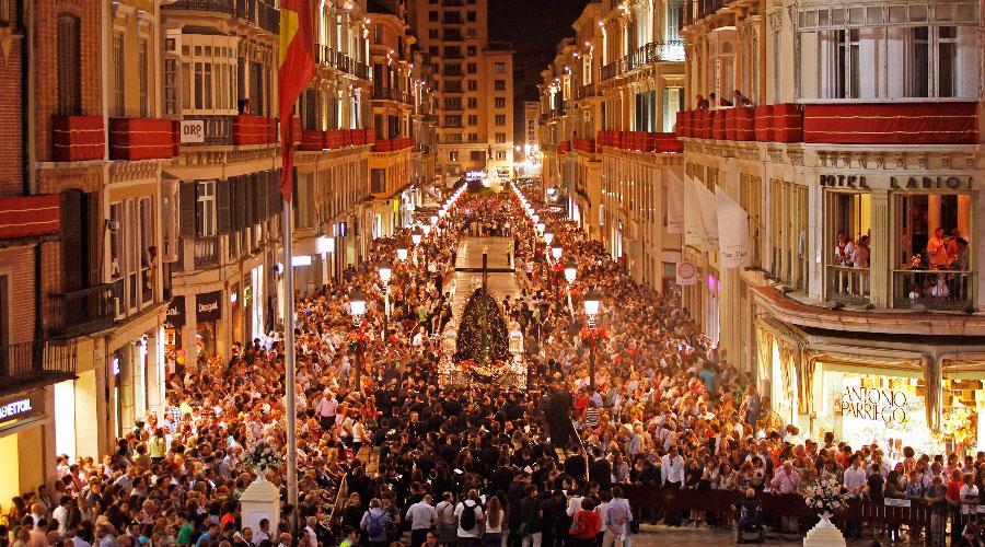 La Semana Santa de Málaga